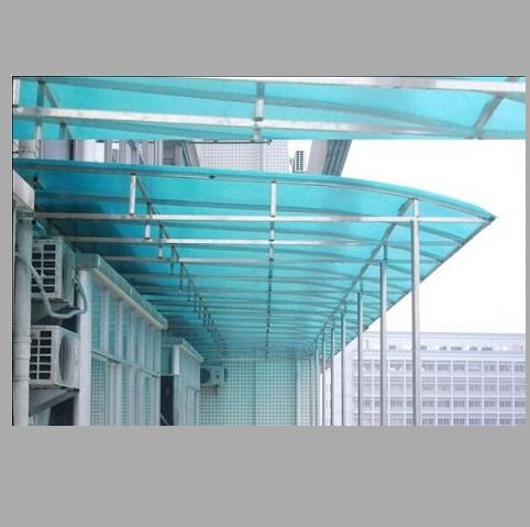 河北玻璃雨棚